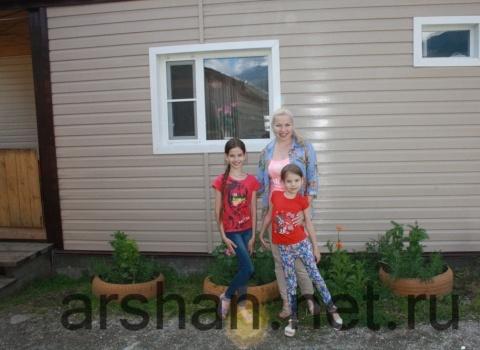 Ирина, Мария, Лиза (Улан-Удэ)